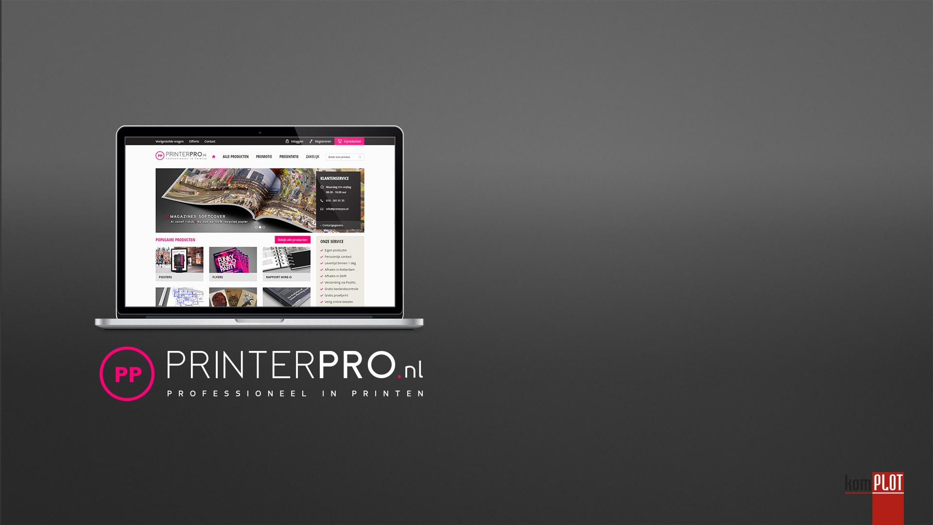 printerpro.nl online printservice